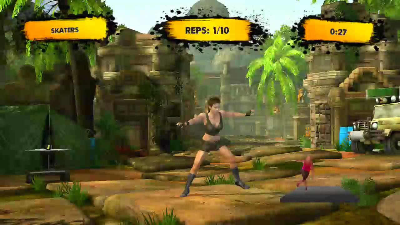 Jillian Michaels Fitness Adventure - Xbox 360 Kinect