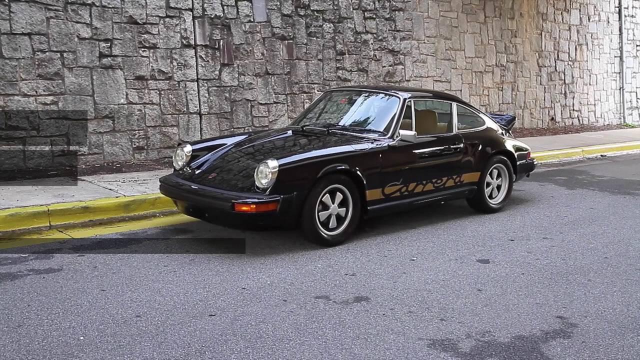 1974 Porsche 911 Carrera for sale - YouTube