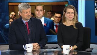 Journalists discuss Scheer resignation