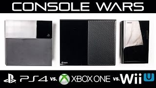 XBOX ONE Vs. PlayStation 4 Vs. Nintendo Wii U Full In-Depth Comparsion