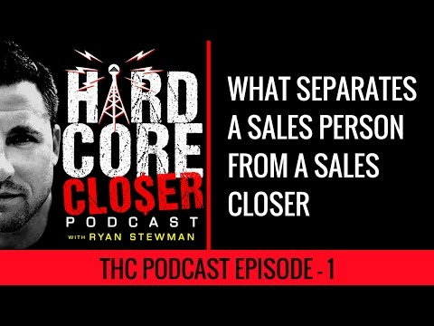 The Difference Between A Salesperson And A Sales Closer - How To Be A Sales Closer