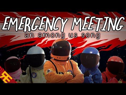 EMERGENCY MEETING: An Among Us Song [by Random Encounters] (feat. Katie Herbert & Kevin Clark)