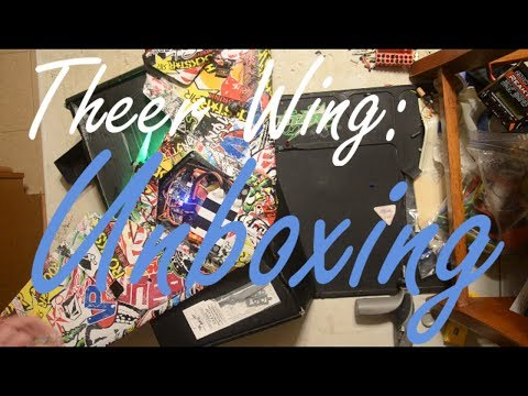 Theer Wing: Unboxing