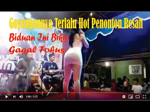 Viral Goyangan Hot Sekar Dirgantara 2018