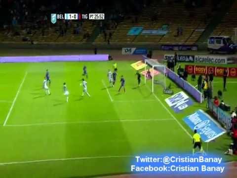 (Relato Emocionante) Belgrano 1 Tigre 0 (Relato Matias Barzola) Torneo Primera Division 2015