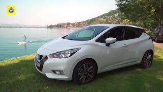 Nissan Micra 2017 - Prove Auto