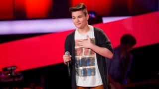 ШОК !!!!   Парень перепел Рианну   победитель шоу голос в Германии  (Richard Istel)