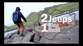 2 Jeeps, 1 Ring Road - Part 1