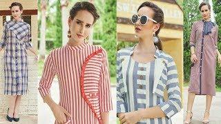 Indo Western Outfits    Western Kurti Design    Indo Western Kurti Designs 2018    Trendy India