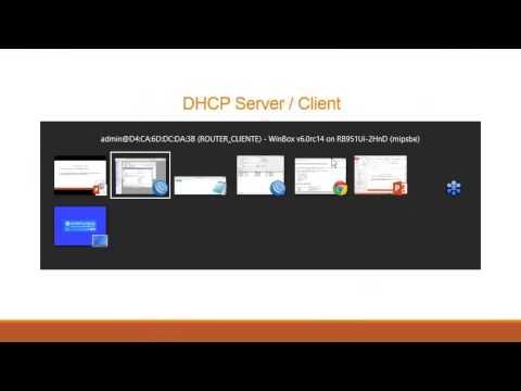 Configuración inicial y procedimientos básicos en un Router MikroTik