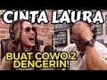 CINTA LAURA KIEHL : BUAT COWO YG MAU DEKETIN DIA...