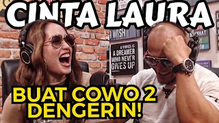 Download lagu CINTA LAURA KIEHL : BUAT COWO YG MAU DEKETIN DIA...