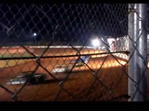 Screven Motor Speedway Road Warrior Heat Race 9-7-13