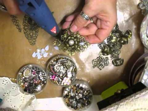 Altered Metal Embellishments - jennings644