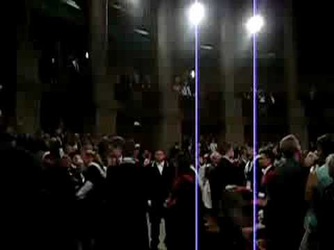 University of Edinburgh Graduation Ceremony 2008