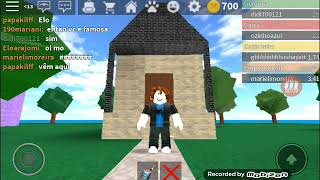 Lucas working at Roblox
