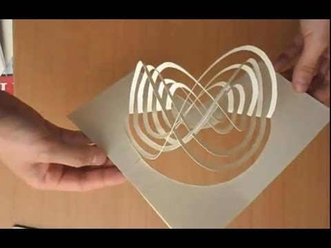 11 How To Make An Amazing Kirigami Pop Up Card Tutorial