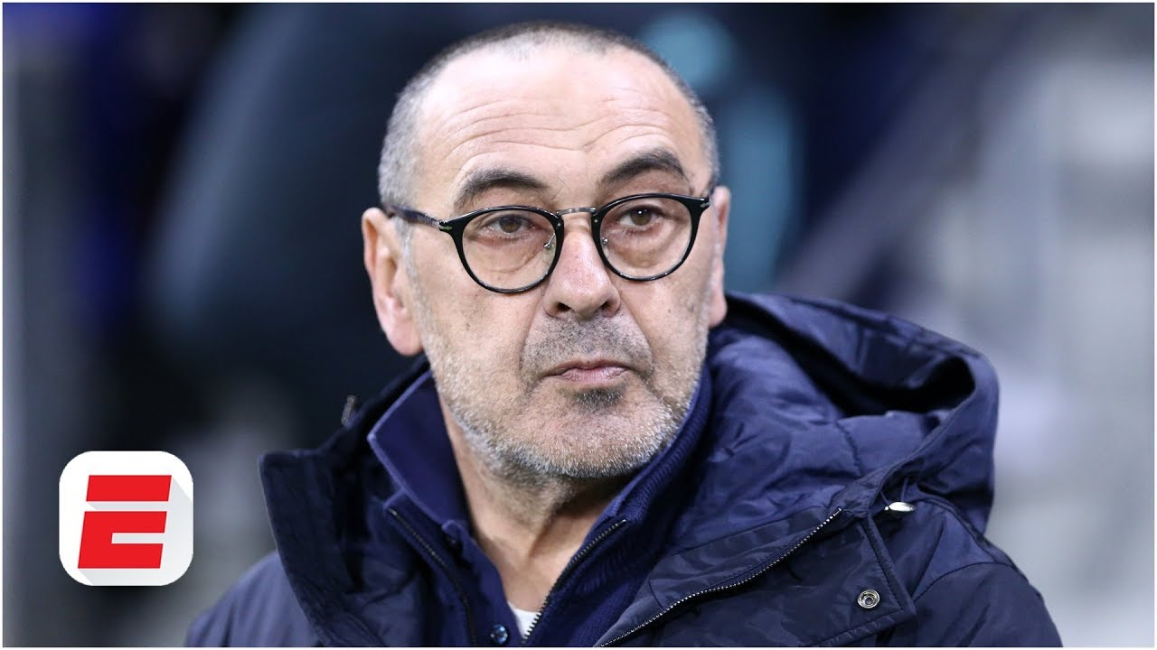 'This is all on Sarri' How Juventus have lost their winning mentality after Lyon defeat   Serie A thumbnail
