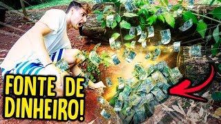 ACHEI UMA FONTE QUE DA DINHEIRO!! ( INCRÍVEL ) [ REZENDE EVIL ]