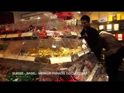SUISSE - BASEL - MERKUR PARADIS DU CHOCOLAT 10 2011