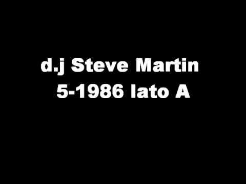 d j Steve Martin 5 1986  lato A disco dance