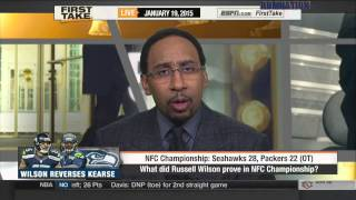 Russell Wilson's (Seahawks) Comeback Win Against Packers (28-22)