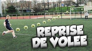 FOOT IRL | CHALLENGE REPRISE DE VOLÉE ! AVEC BIRDYYHD ! thumbnail