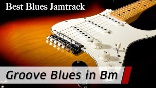 ★★★ Groove Blues ★★★ Guitar Backing Track Bluesband B-Minor H-Moll | JAMTRACK.de