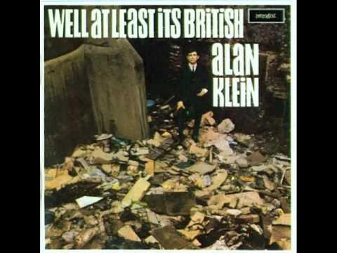 Alan Klein -  I Wanna Be a Beatnik