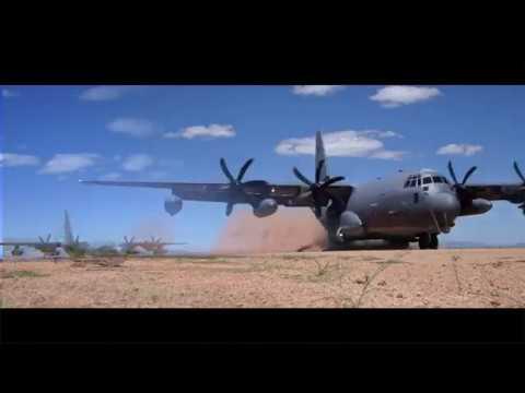 2017 HC-130 Rescue