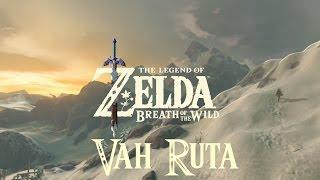 Astuce Zelda Breath of the Wild : Donjon Vah Ruta