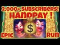 💰 Handpay Jackpot 💰 2000+ Sub Special Fu Dao Le Slot Machine Epic Run!!! 10 Denom Casino Pokies