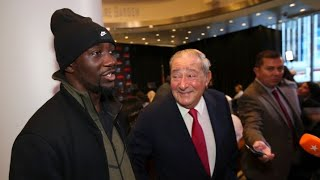 Terence Crawford's ignorance and naivety associated w/ Bob Arum is part a bigger Systemic epidemic!