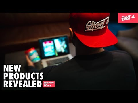 Epic New GHOST Products REVEALED - Building The Brand | S4:E5