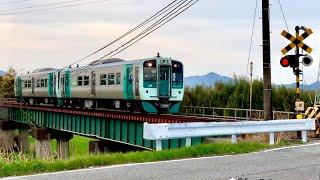 【koutoku line】高徳線を走る普通列車 1500形