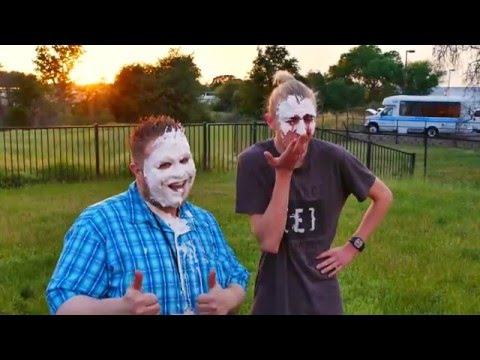 Download Youtube: Stephen Stromberg gets pied in the face at Life CC Elevate Youth Middle School Night