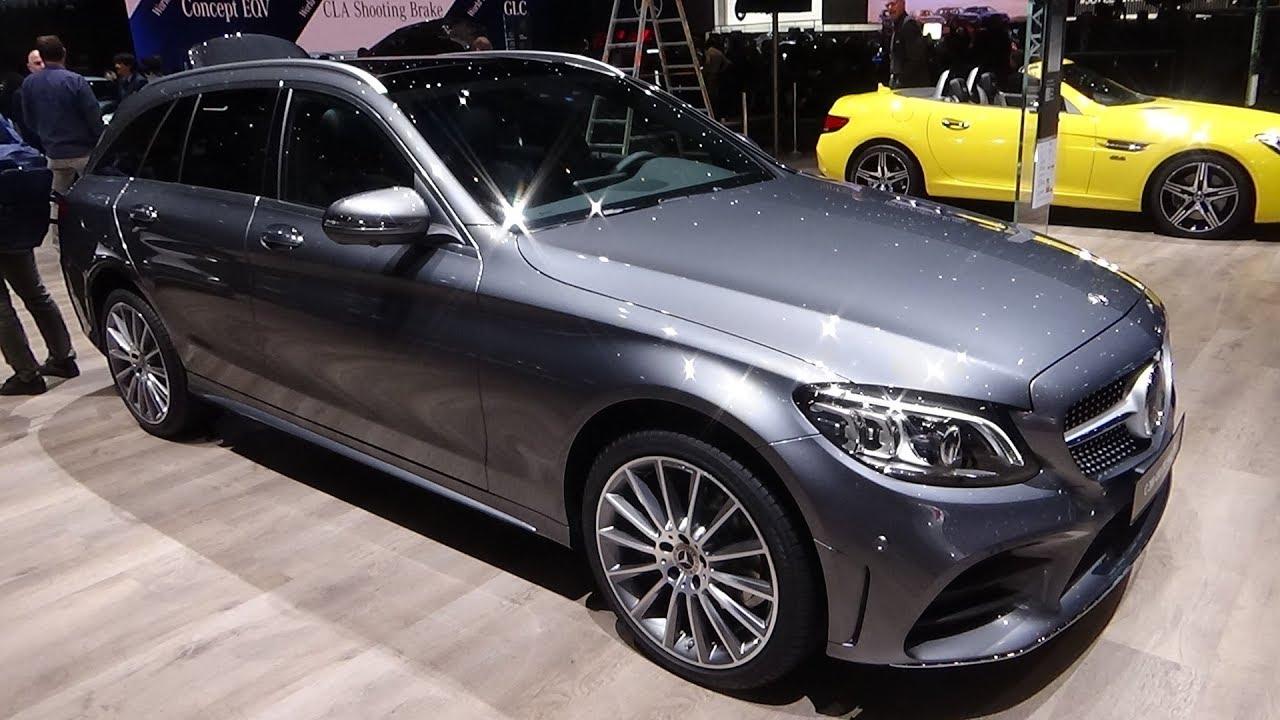 Mercedes c break 2019