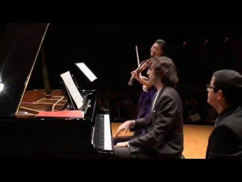 De Falla (arr. Kochanski): Suite of Spanish Folksongs - 2. Nana (Lisa Ueda, Daniele Rinaldo)