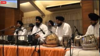 Bhai Satvinder Singh Ji Delhi Wale - Gurdwara Sahib Petaling Jaya, Malaysia (23rd Nov