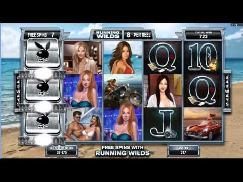 Playboy Pokies - Online Video Slots  - Free Feature