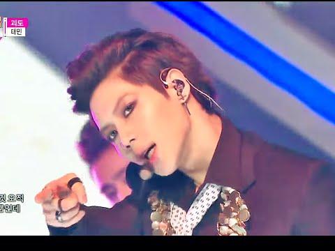 [HOT] TAEMIN  - Danger, 태민 - 괴도, Show Music core 20141227
