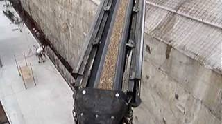 Putzmeister: Telebelt® Gravel application