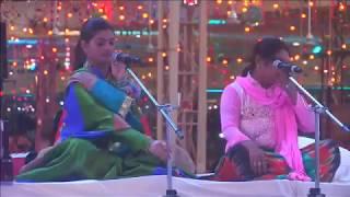 Nooran Sisters Live Dera Sacha Sauda Ram Rahim Sirsa 12 aug 2017 full show