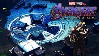 What?! THANOS IS BACK on Fortnite!? (Avengers: Endgame) 560+ Wins - Fortnite Malaysia [ 2VR ]