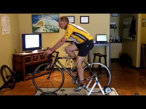 Jim Mackay Post-Durango Bike FIt
