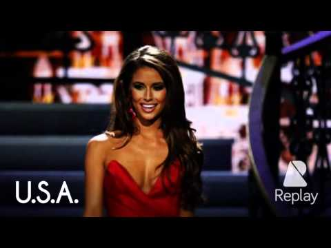 Miss universe 2014 top 16 extended version