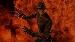 Mortal Kombat 9 Freddy Krueger Fatality 1, 2, Stage and Babality (HD)