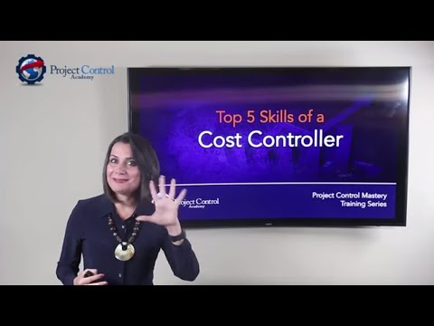 Top 5 Skills Of A Cost Controller
