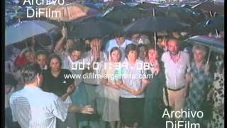 DiFilm - Marcha del silencio crimen de Maria Soledad (1990)