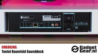 Unboxing: Raumfeld Sounddeck